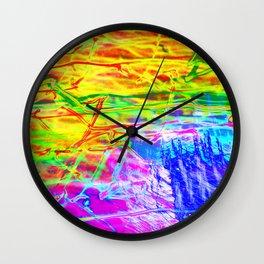 LoveLight Lighting Experiment 23 Wall Clock