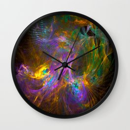 Land of Magicians Wall Clock