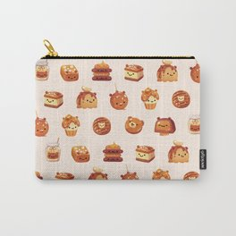Salted caramel bear Carry-All Pouch