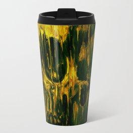 Melting Skull Travel Mug