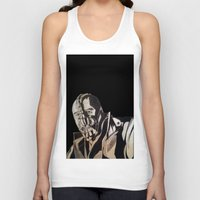bane Tank Tops featuring Bane  by iArtSometimes