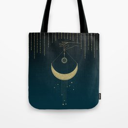 The Magic Of The Moon  Tote Bag