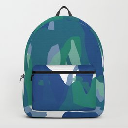 My Culture- Camel In The River Backpack