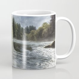 Vying for the Day Coffee Mug