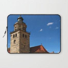 A Church In A Bavarian Village Laptop Sleeve