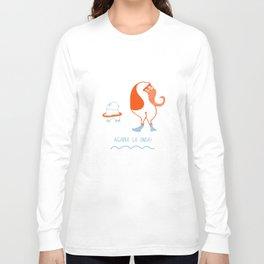 AGARRA LA ONDA! Long Sleeve T-shirt