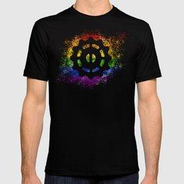 Helm of Awe - Pride T-shirt