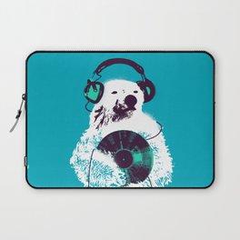 Record Bear Laptop Sleeve