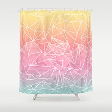 Beeniks Rays Shower Curtain