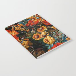 Midnight Garden VII Notebook