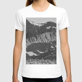 Peak above Woody Lake, Kings River Canyon T-shirt