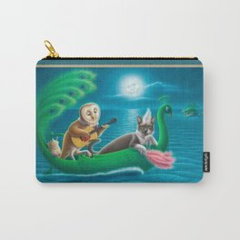 The Owl & the Pussycat Carry-All Pouch