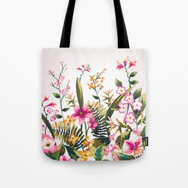Flowers -a100 Tote Bag
