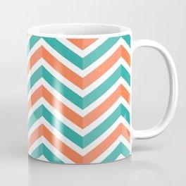 Modern Zigzag Coffee Mug