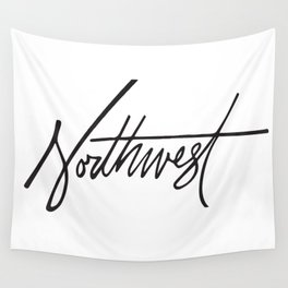 Northwest Wall Tapestry