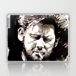 Shane McGowan Laptop & iPad Skin