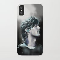 louis iPhone & iPod Cases featuring louis  by Seefirefly