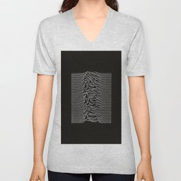 Unknown Pleasures Unisex V-Neck