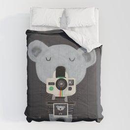 koala cam Comforters