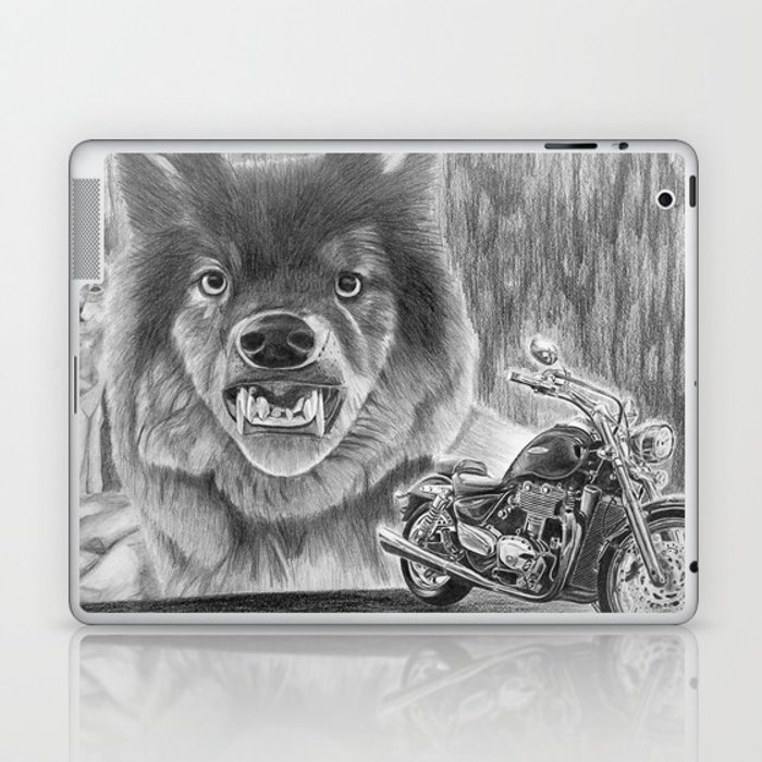 A Wild Ride Laptop & iPad Skin
