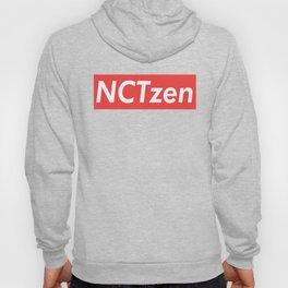 NCT NCTzen red Hoody
