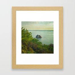Breizh Framed Art Print