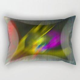 Coloratum metallum Rectangular Pillow