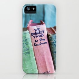 The Bobbsey Twins iPhone Case