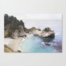McWay Falls in Big Sur Canvas Print