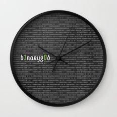 0000011111010111 Wall Clock
