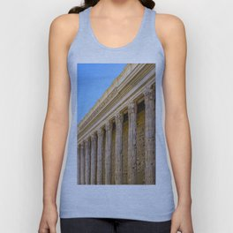 The Pantheon in Rome Italy Unisex Tank Top