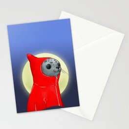 Hooded Seal Stationery Cards
