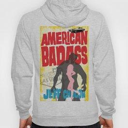 American Badass Cover Art Hoody