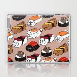 Sushi Poodle Laptop & iPad Skin