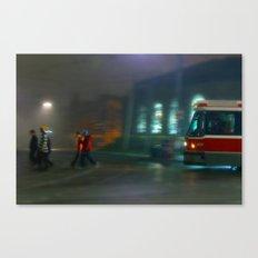 Follow Me Home Canvas Print
