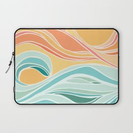 Sea and Sky II Laptop Sleeve