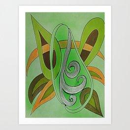 RAMSES 21 Art Print