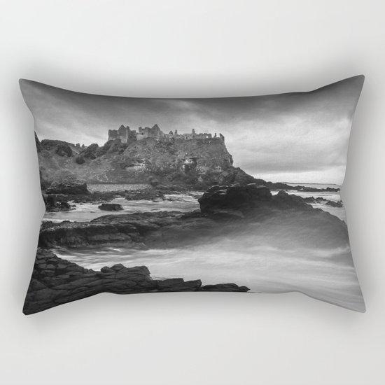 The Old Ruin Rectangular Pillow