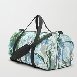 marelle: watercolor floral Duffle Bag