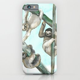 Hang. In. There. iPhone Case