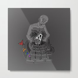 My Gift to You Metal Print
