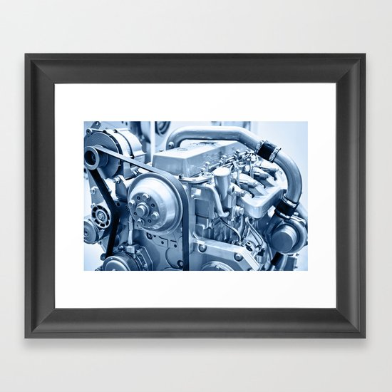 Turbo Diesel Engine by ryzhov