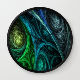 Eternity Wall Clock