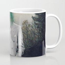 I'm where I want to be... Coffee Mug