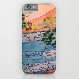 Annecy iPhone Case