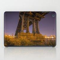 dumbo iPad Cases featuring DUMBO by Juha Photography