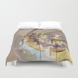 Tofu Unclothed Flower  ID:16165-030907-41931 Duvet Cover
