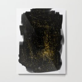 Entanglement of Stars Metal Print
