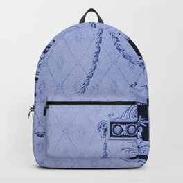 Blue Royalty Backpack