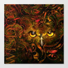 Owl See You Canvas Print